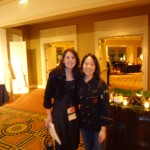 Chef Beverly Clark-She is not blurry in person!