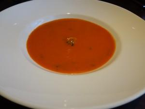 Tomato Soup Michael Jordan's Steakhouse
