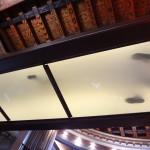 Footbridge in Michael Jordan's Steakhouse