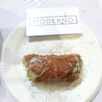 Moderno Bacon Cannoli