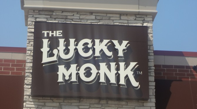 The Lucky Monk