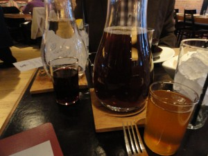 Loved the flavoring our tea and soda with mango and pomergranate