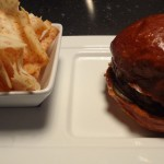 My picture doesn't do this Grid Burger justice!