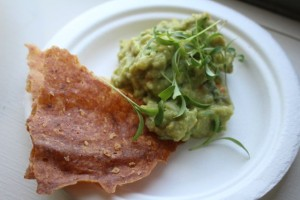 Looks like guacamole but tastes like heaven!