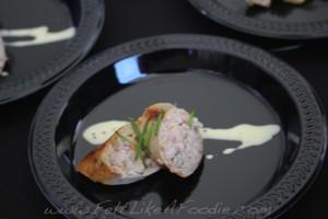 South Water Kitchen: Rabbit Sausage