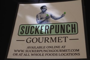 SuckerPunch Gourmet: Homemade pickles and bloody Mary mix!