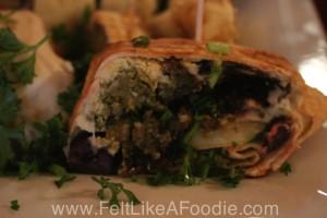 Veggie Filled Pita
