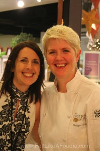 The brains behind The Chopping Block, Shelley Young