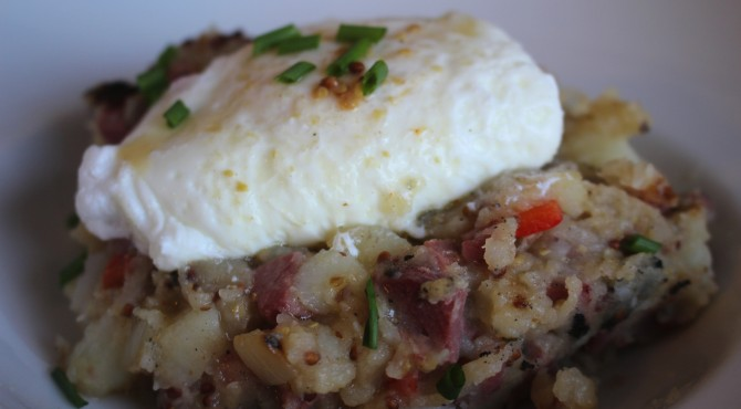 Corned Beef Hash-Recipe-Felt Like a Foodie