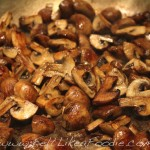 Mushrooms + Maillard = YUM!