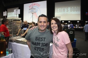 Always love seeing Chef Cory from Mercat!