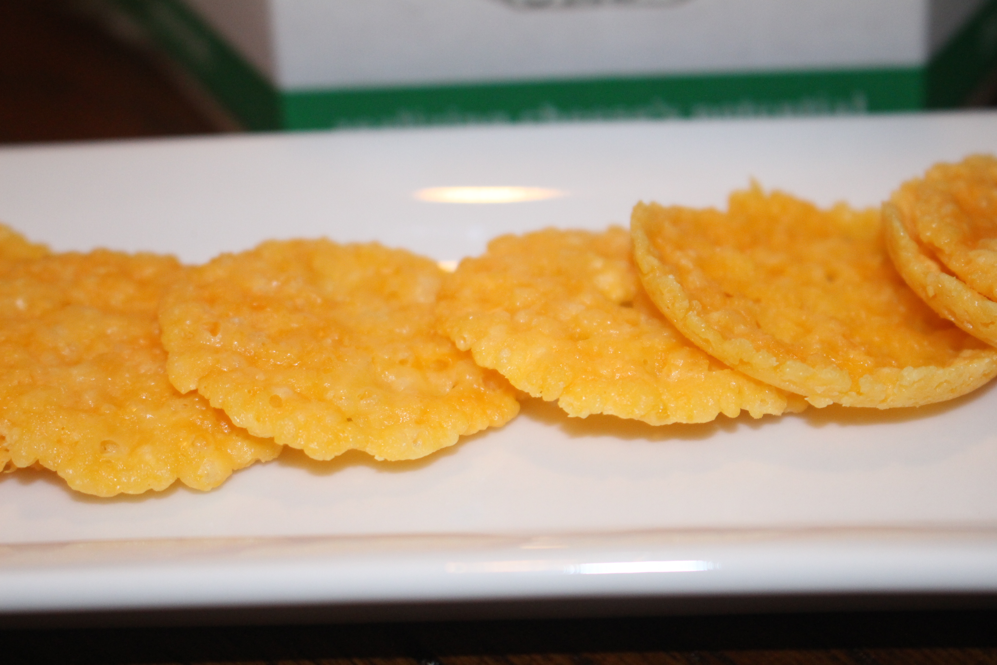 cheese wafer fingers monster eye cheese wafers cheese diablo wafers ...