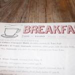Hooray for breakfast!!!