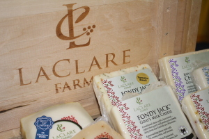 "I met LaClare Farms in Wisconsin this summer.  Congrats on your new ""kid!"""