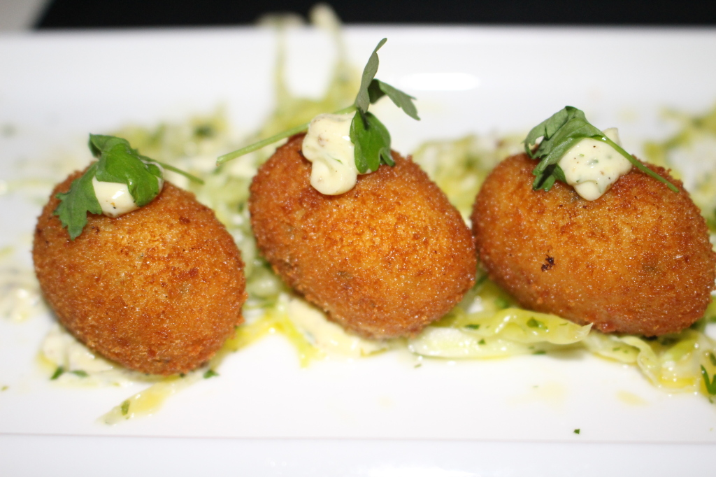 Rumor has it Chef Cory is making the Croquettes for Chicago Gourmet!  Woot!