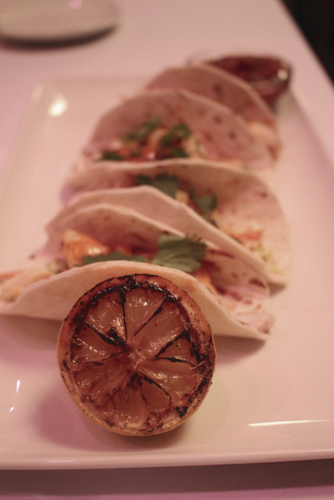 Fish Tacos….a must!!!
