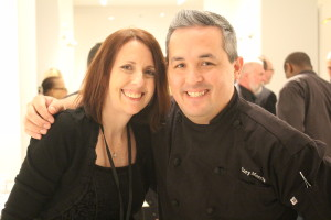 Guess who won his episode of CHOPPED? CHEF CORY MORRIS!!!! Congratulations!