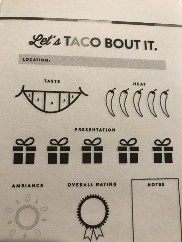 Time for a Taco Crawl – Felt Like a Foodie